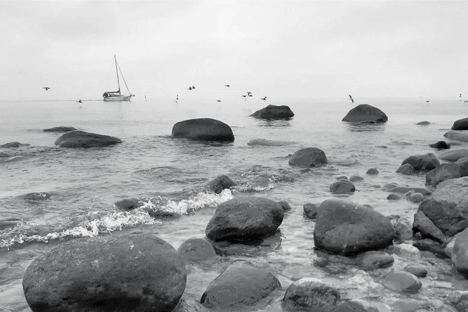 Gdynia Orłowo Morze Bałtyckie