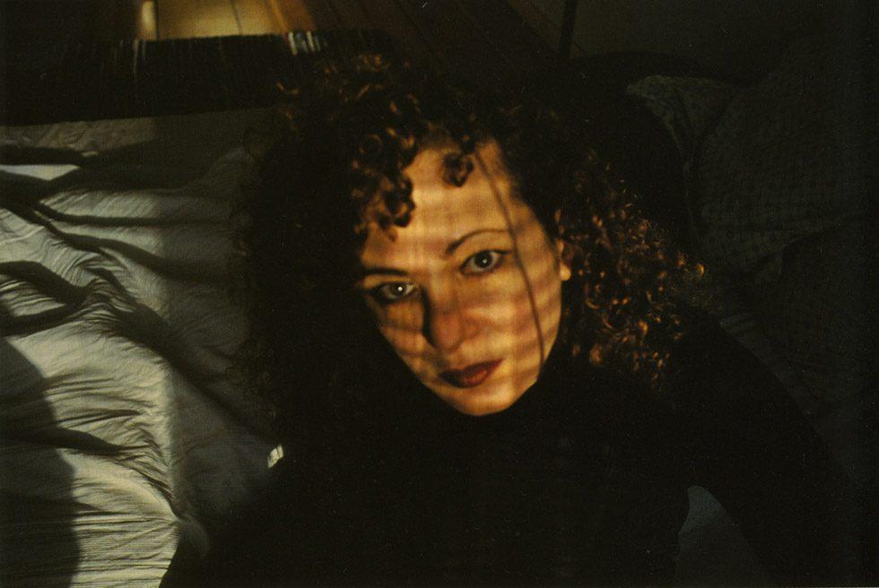 Nan Goldin, Self-portrait in my room, Berlin, 1994