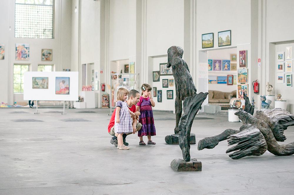 Galeria Szyb Wilson Katowice Nikiszowiec