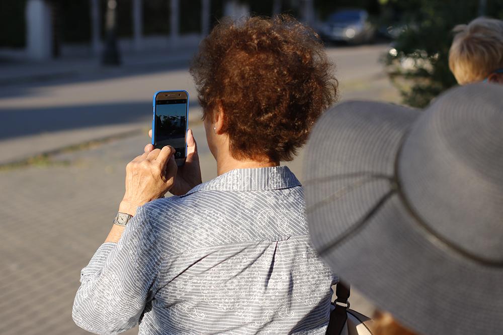 fotografia mobilna spacer fotograficzny po warszawie michał wojtas notatki fotograficzne