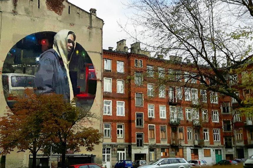Warszawa, ul.Strzelecka 26, Sebas Velasco