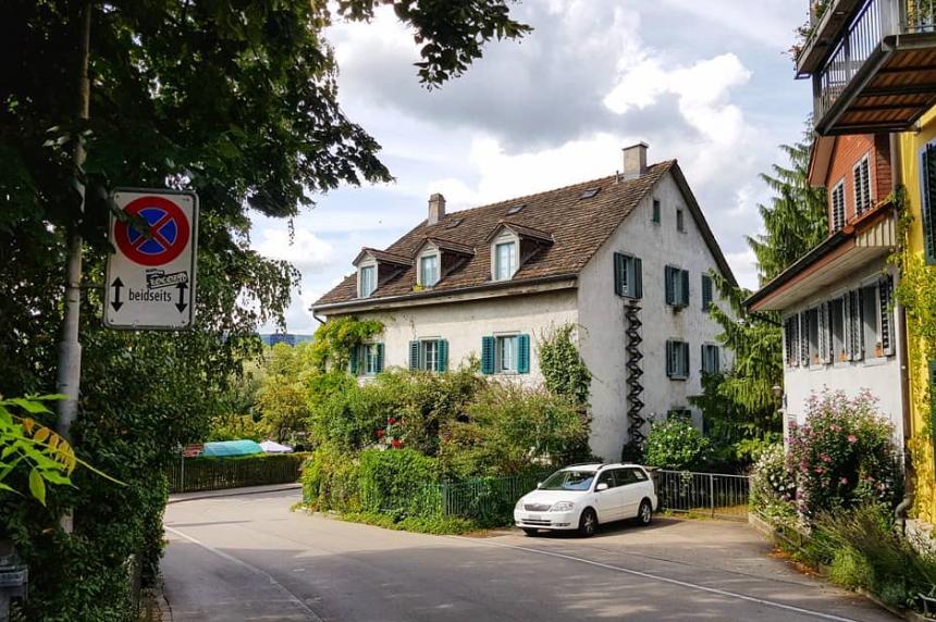 Zurych,  Höngg