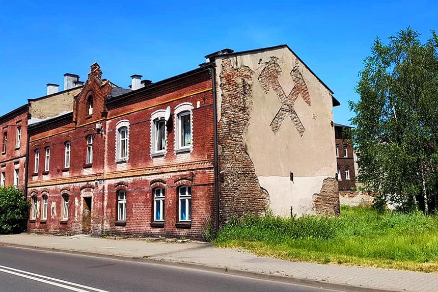 mural Katowice, ul. Morawa 3, Vovo Vorotniov
