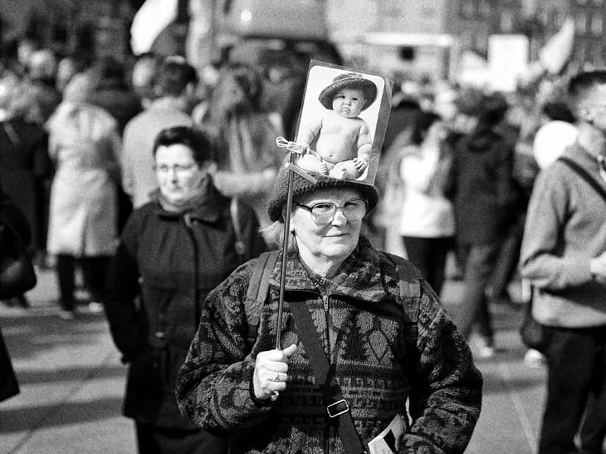 Narodowy marsz życia, Warszawa