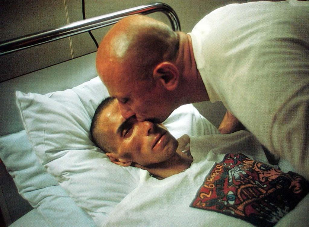 Nan Goldin, Gotscho kissing Gilles, 1993