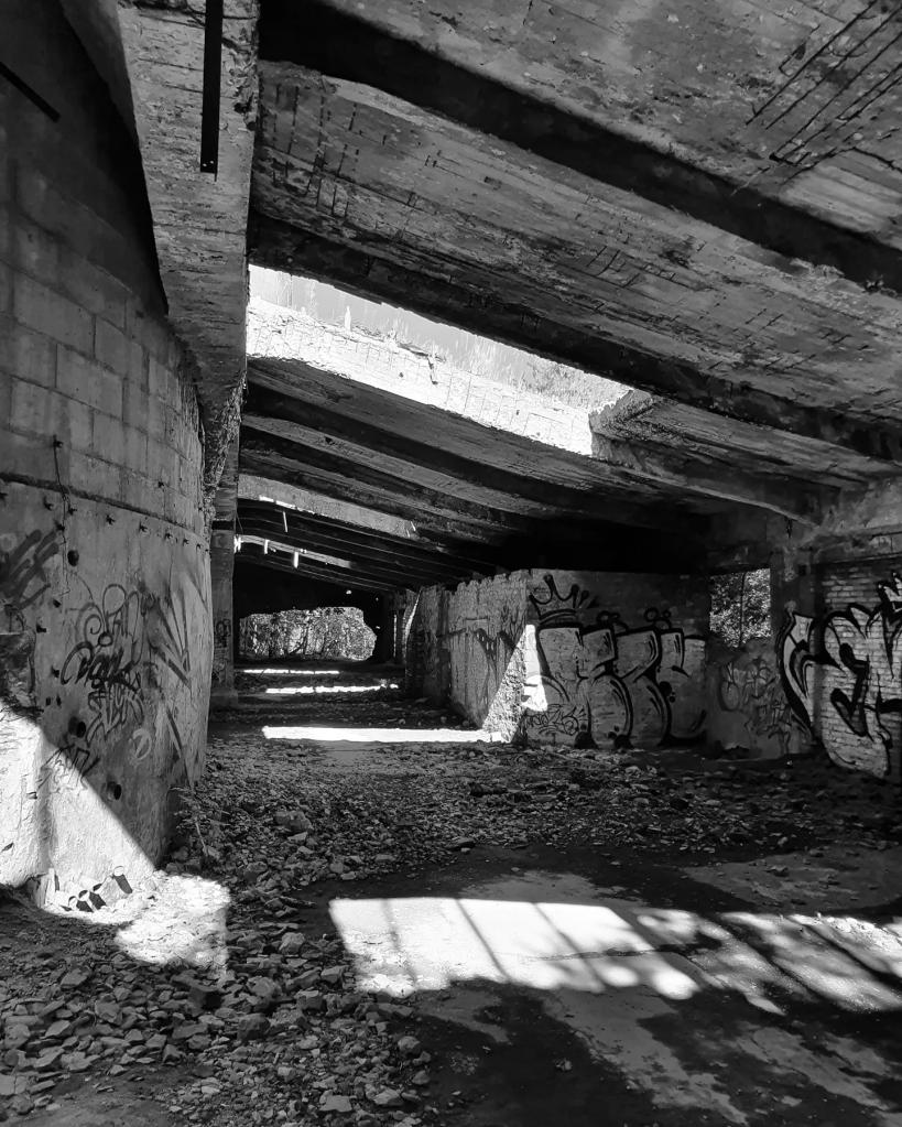 Zwiedzanie opuszczonej Cementowni Grodziec w Będzinie