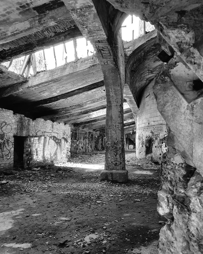 Urbex w Cementowni Grodziec w Będzinie